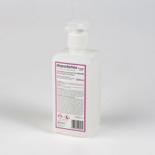 Dispo Clorhex 4 Soap Scrub