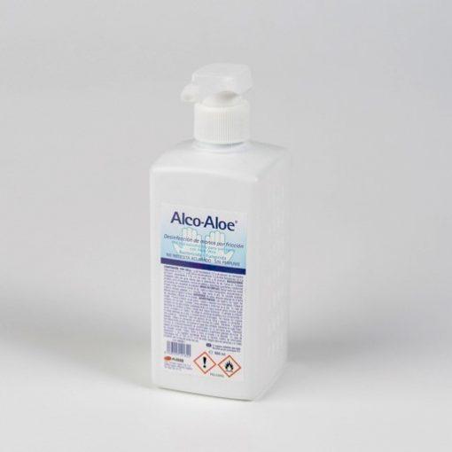 Alco-aloe gel